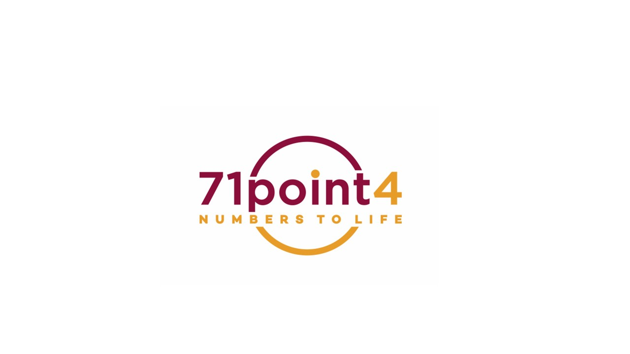 Image for 71point4