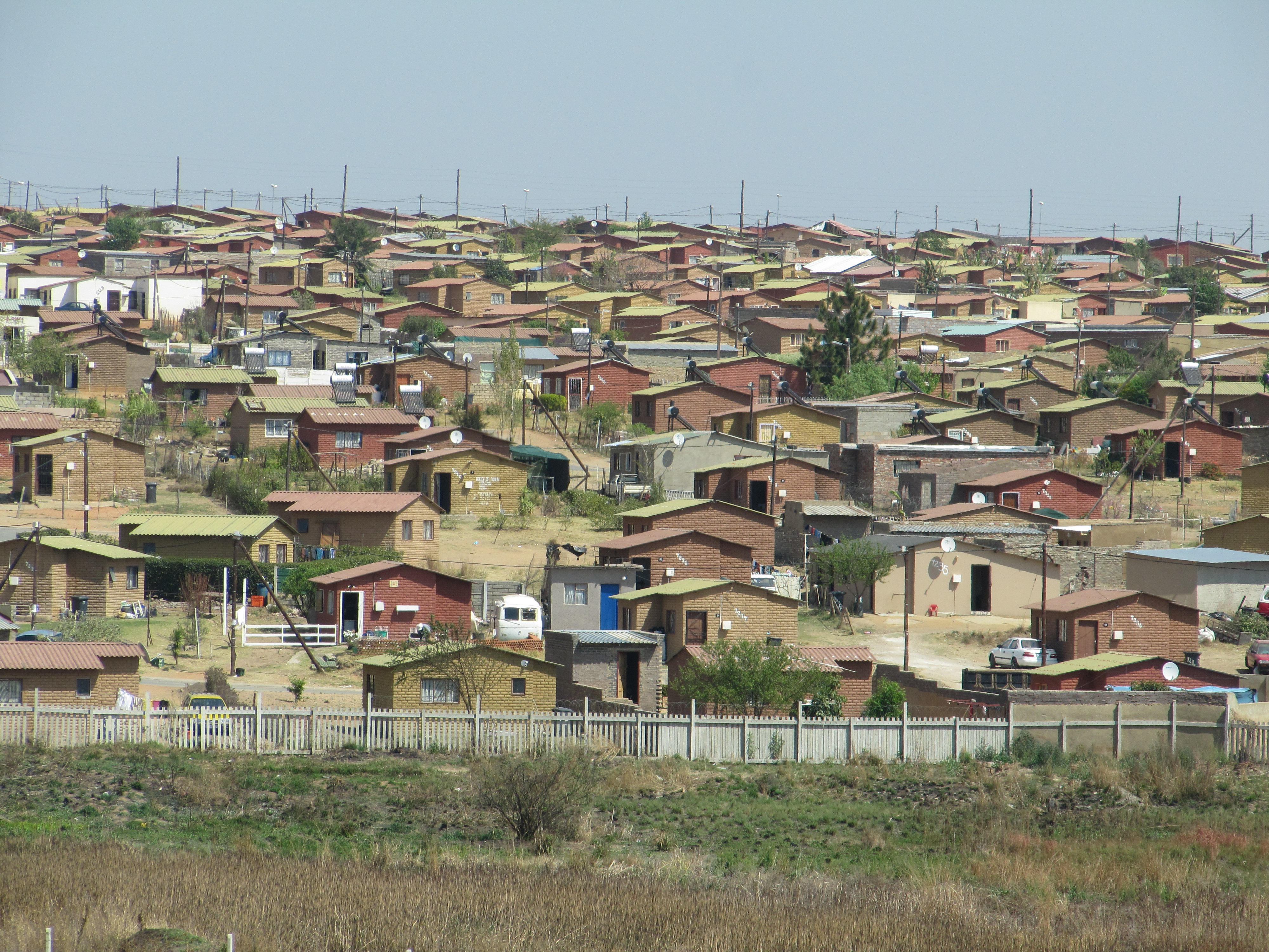 effects of non delivery of rdp housing socially