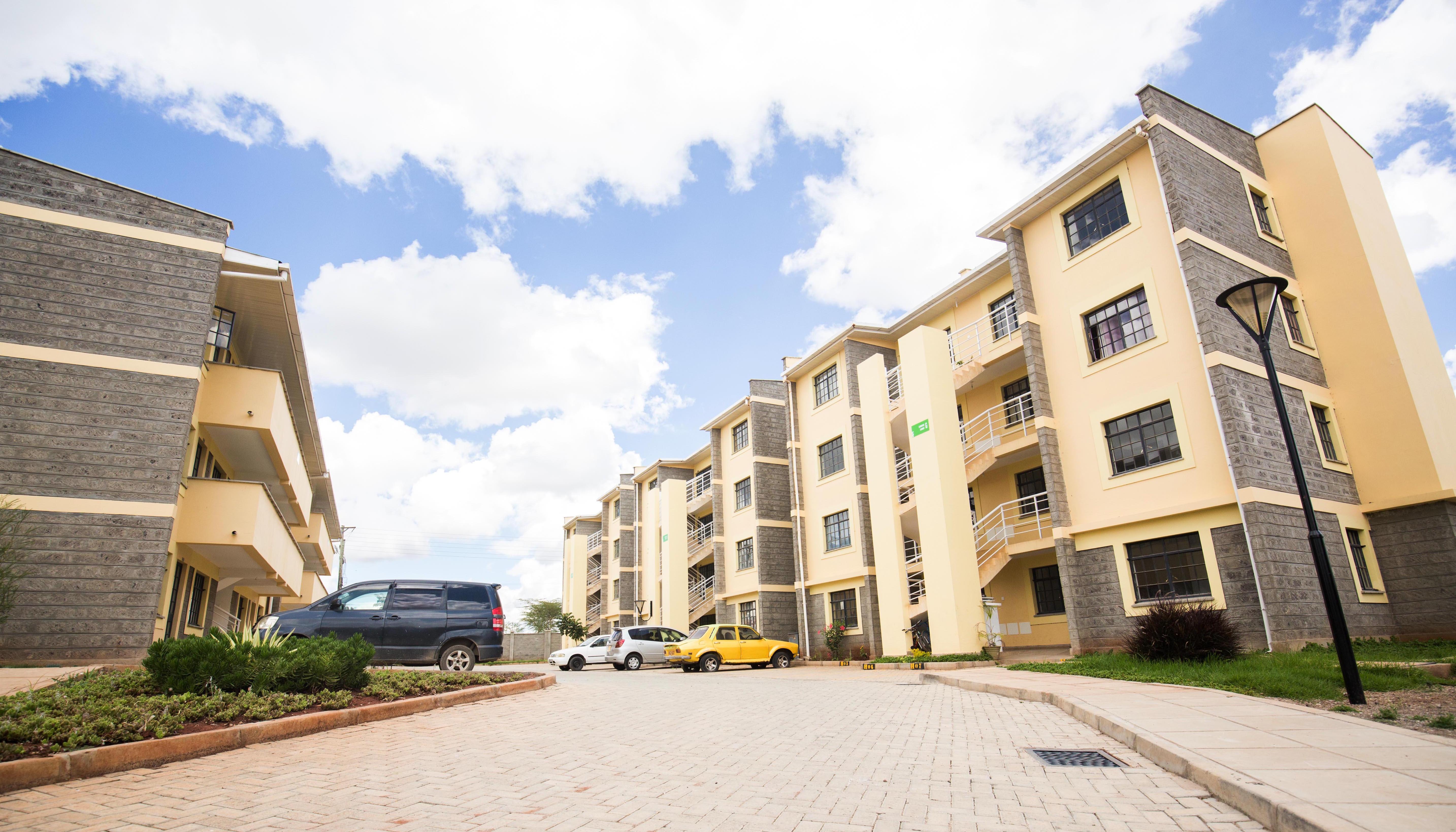 Case Study 13 | Delivering Affordable Housing in Kenya: The