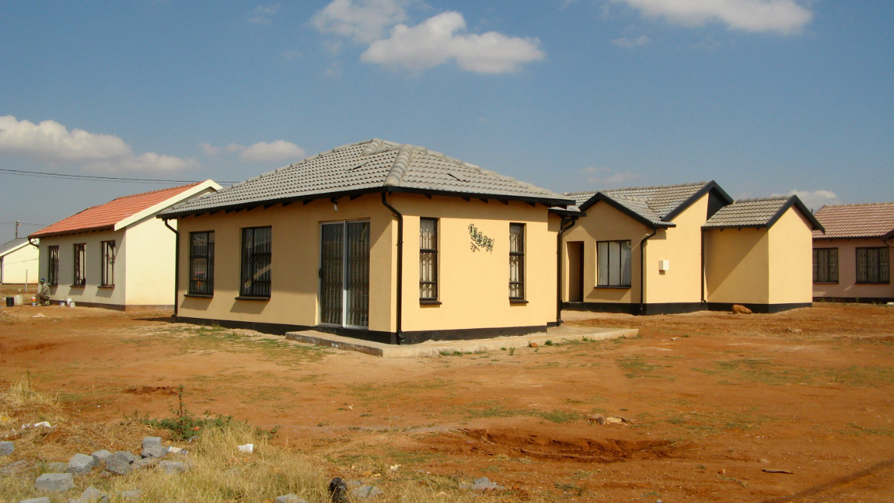 South Africa Cahf Centre For Affordable Housing